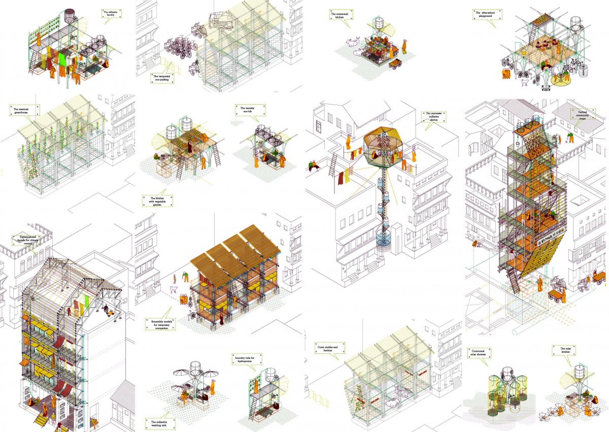 """Urban Strategies to Regenerate Indian Public Space"" by Almudena Cano"