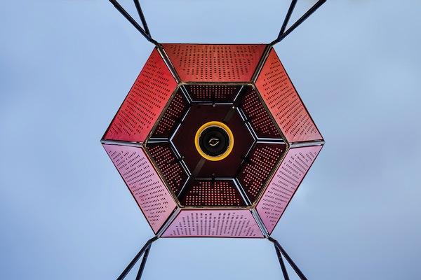 Zighizaghi: Super Pod (Photo by Riccio Blu)